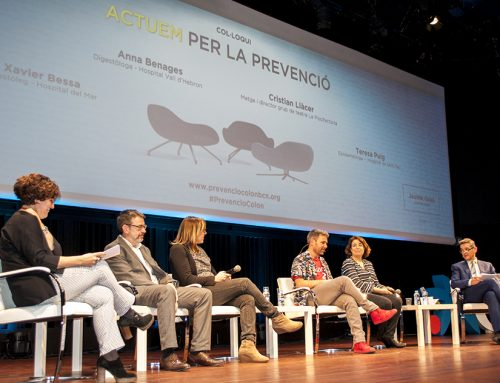 """""""Actuem per la prevenció"""" amb el Programa de Detecció Precoç de Càncer de Còlon i Recte de Barcelona"""