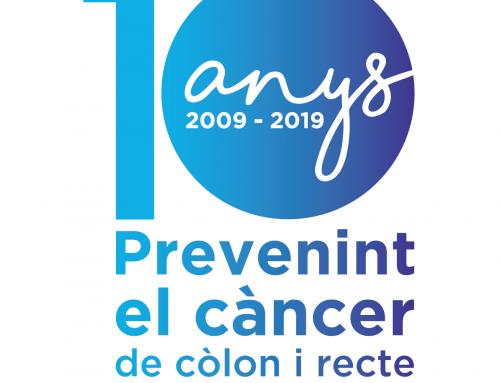 10 anys prevenint el càncer de còlon i recte